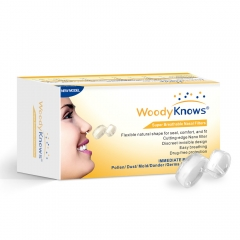 WoodyKnows Super Breathable Nose Filters Nasal Filters Nasal Screens, Relieve Allergy, Block Pollen, Dust, Dander, Mold Allergens